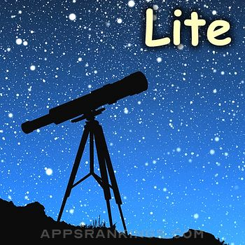 Star Tracker Lite-Live Sky Map app description and overview