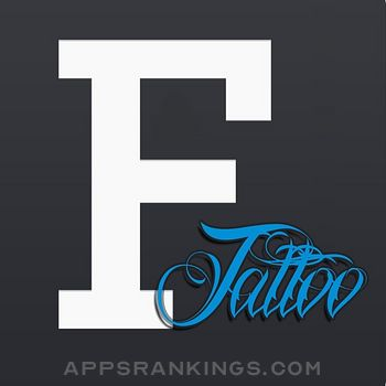 Tattoo Fonts - design your text tattoo app reviews and download