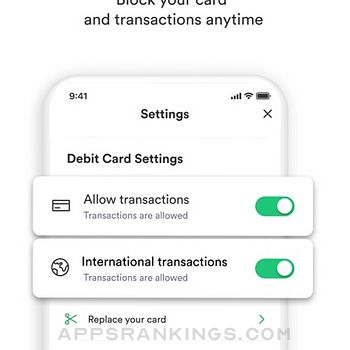 Chime - Mobile Banking iphone images