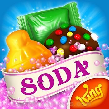 Candy Crush Soda Saga app overview, reviews and download