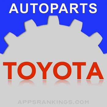 Autoparts for Toyota app reviews and download