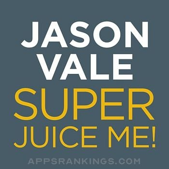Jason Vale's Super Juice Me! app reviews and download