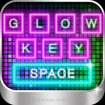 Glow Keyboard - Customize & Theme Your Keyboards app reviews and download