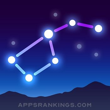 Star Walk 2 - Night Sky Map app overview, reviews and download