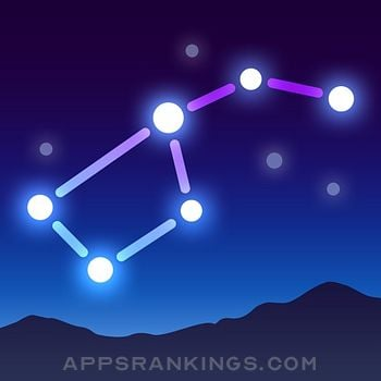 Star Walk 2: The Night Sky Map app overview, reviews and download