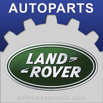 Autoparts for Land Rover app reviews and download