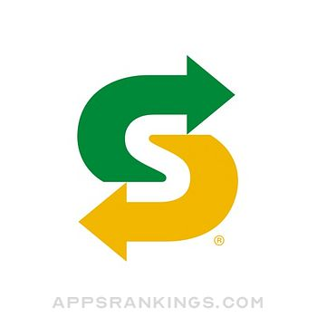 SUBWAY® app reviews and download