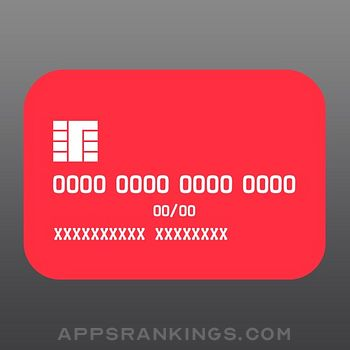 CardFolio - Credit card and password manager app reviews and download