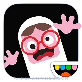 Toca Boo app reviews and download
