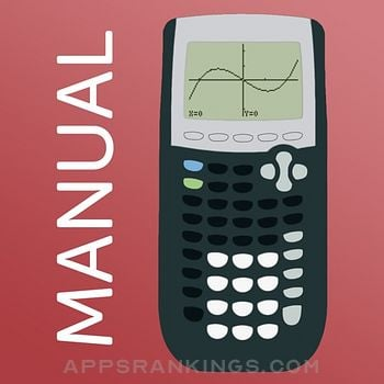 TI 84 Graphing Calculator Man. app reviews and download