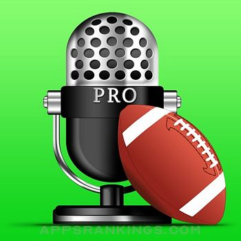GameDay Pro Football Radio app reviews and download