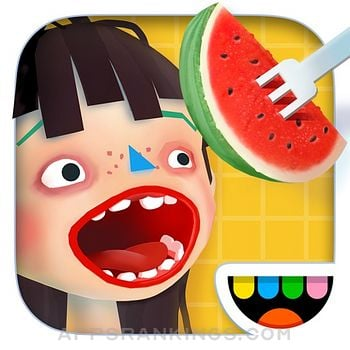 Toca Kitchen 2 app reviews