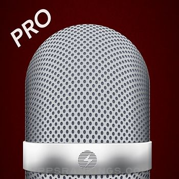 Voice Recorder HD Pro app reviews and download
