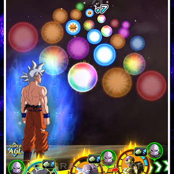 DRAGON BALL Z DOKKAN BATTLE iphone images