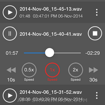 Voice Recorder Lite: Record HD iphone images