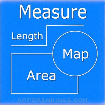 Map Measure - Draw Area & Line app reviews and download