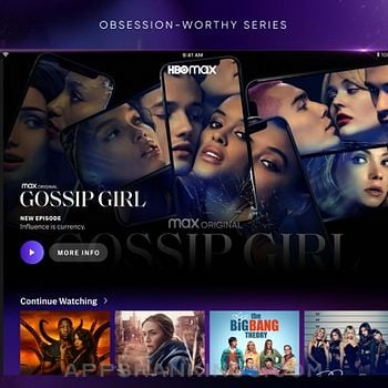 HBO Max: Stream TV & Movies Ipad Images