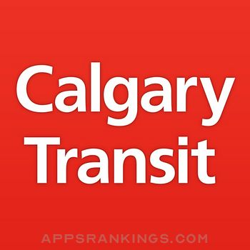 Calgary Transit app description and overview