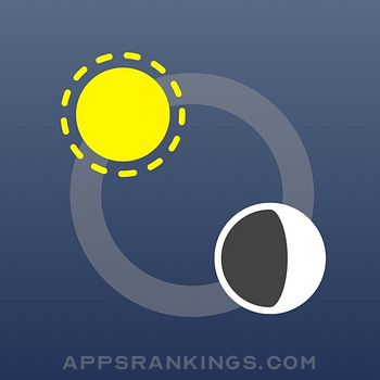 Sundial - Solar & Lunar Times app reviews and download