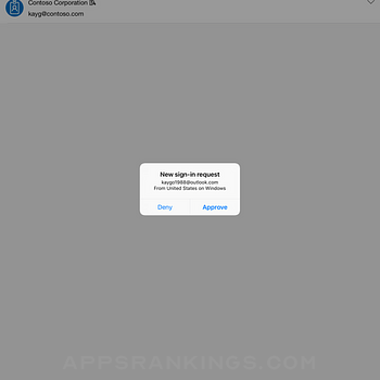 Microsoft Authenticator Ipad Images