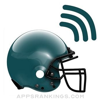 Philadelphia Football Radio & Live Scores app reviews and download